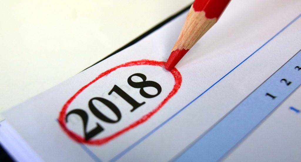 Was ist neu im Jahr 2018?